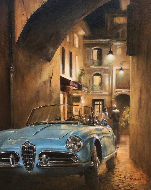alfa romeo classic cars knoebels #AlfaRomeoclassiccars