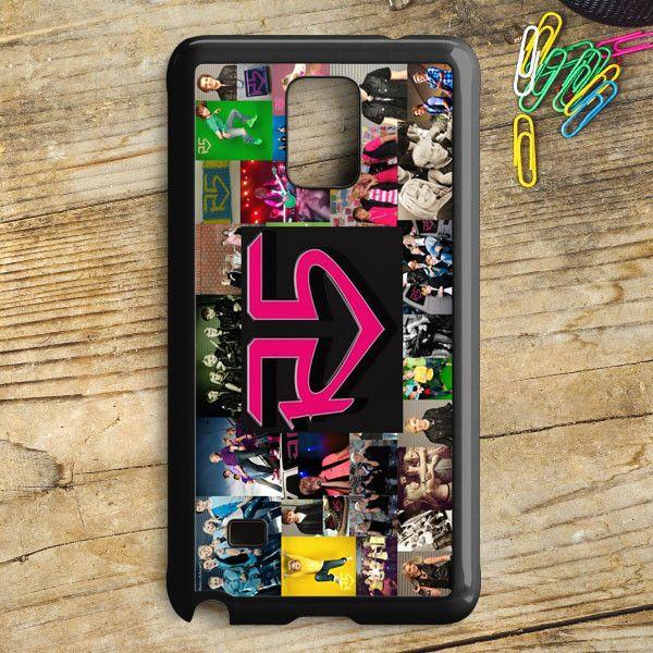 Ross Lynch R5 Band Collage Samsung Galaxy Note 5 Case | armeyla.com