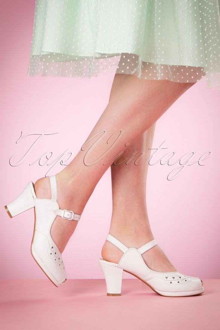40s retro shoes Miss L Fire