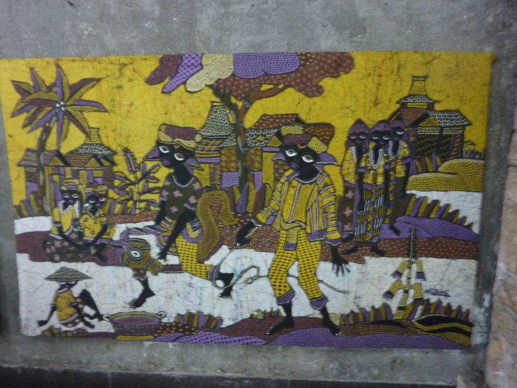 batik kunst
