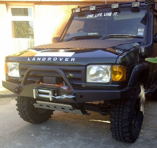 Front Winch Bumper Land Rover Discovery I Bluelakeoffroad: 17 Best Images About Land Rover Discovery 1 & 2 On
