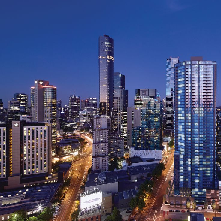 This architecturally stunning glass tower rises above a prominent Southbank corner, minutes from everything that makes Melbourne Australia's Most Liveable City.