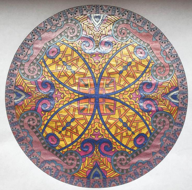 Mandala, 16/01/2016