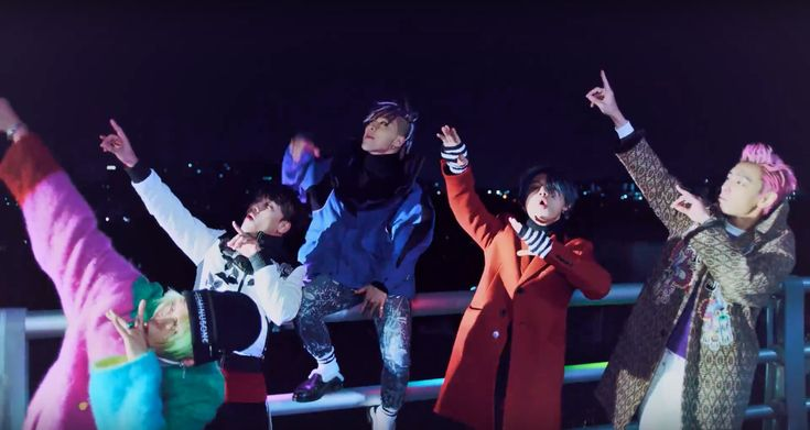 "Watch: BIGBANG Kicks Back And Relaxes In Long-Awaited ""FXXK IT"" MV via @soompi"