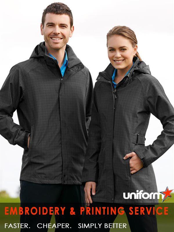 uniforms-Unisex stylish Quantum Jacket See more at:   https://www.uniforms.com.au/