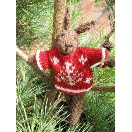 Lapin à tricoter HAMISH