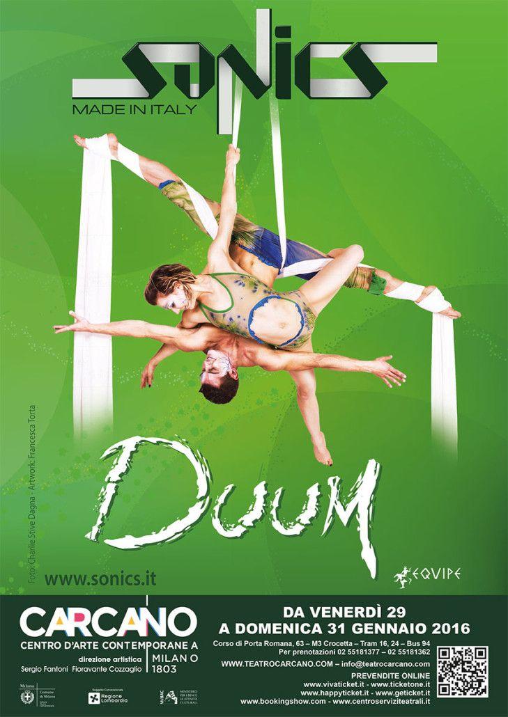 DUUM | Teatro Carcano