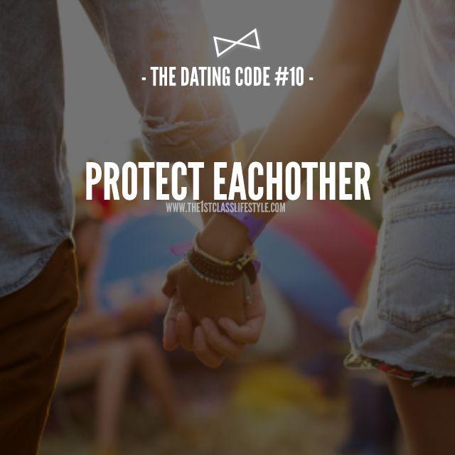dating code