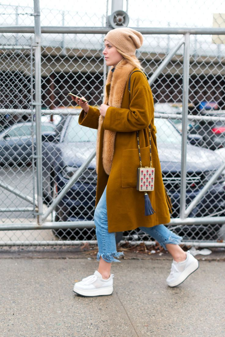 nice So Cool It Hurts: New York Fashion Week Street Style