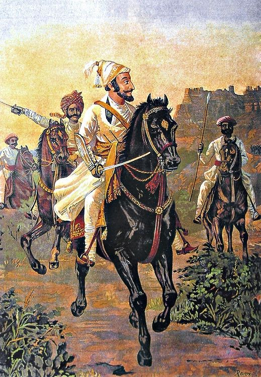 Chhatrapati Shivaji Maharaj Biography in Short - Military ...
