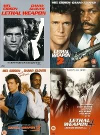 """Lethal Weapon Movies ... totally crack me up ... """"They f$%k you in the drive thru"""" ...: Books Music Movie, Movies Actors Actresses, Weapons Movies Lov, Weapons Movies Al, Books Movies Entertainment, Movies Tv, Fav Film, Movies Televs, Movies Dvds"""