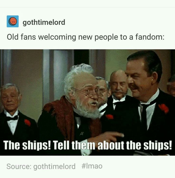 The ships!