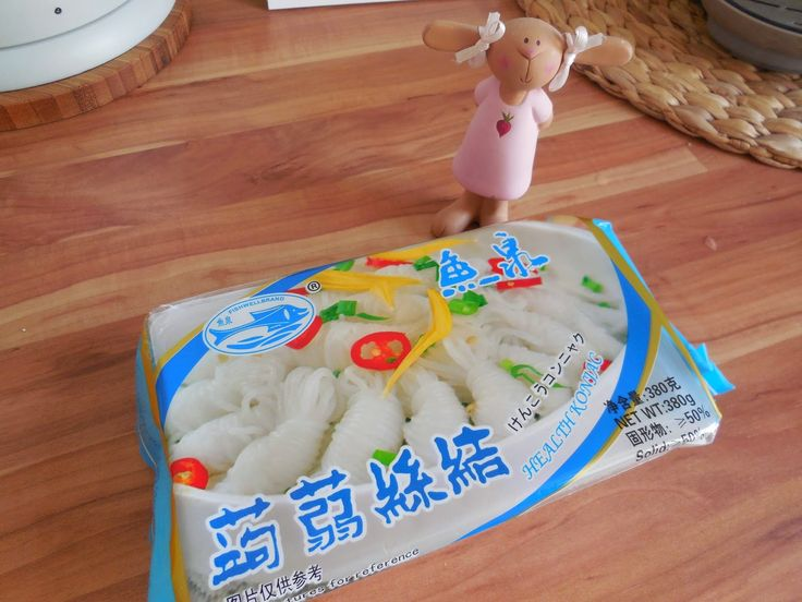Vegan Monkey: Die Wundernudeln: Shirataki Nudeln (Nudeln ohne Ka...