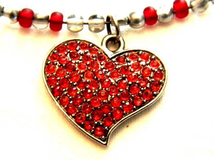 Heart pendant <3 Show her you love her!