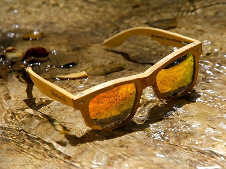 Raleri sunglasses are accustomed to extreme conditions!