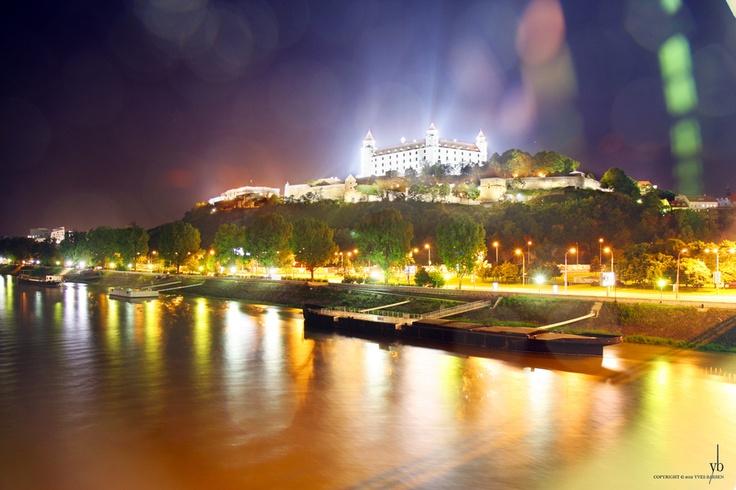 Bratislava Castle     Photo by y b, via 500px