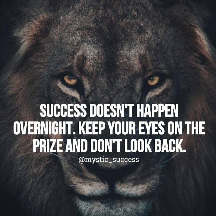 """803 Likes, 36 Comments - Positive & Motivational Quotes (@mystic_success) on Instagram: """"Keep your eyes on the prize... #mystic_success  FOLLOW guys➡@mystic_success"""""""
