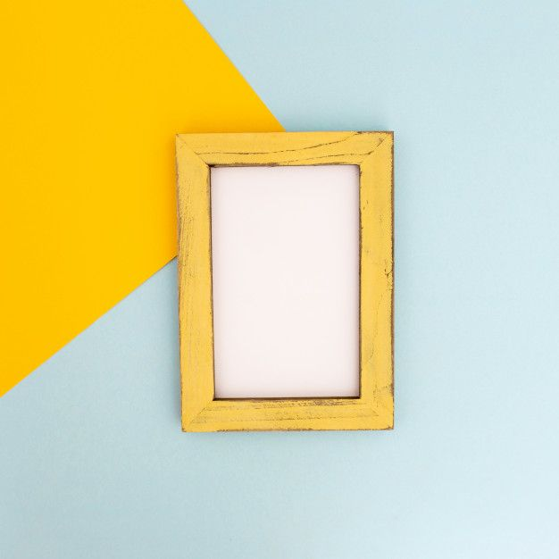 Photo frame composition