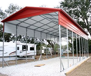 Anchorsteelstructures.com offers the finest selection of top-quality buildings available. Our customers love us because our buildings are constructed to last and are simply the best combination of value, price and customer service.  #anchor #steel #structures #residential #metal #buildings #carports #for #sale