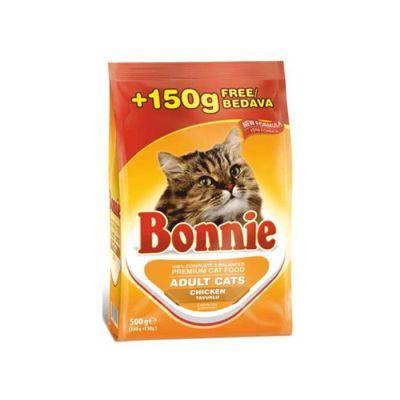 Bonnie Tavuklu Kedi Maması 500 Gr  Sağlıklı bir kedinin vücut kondüsyonu iyidir,kas kütlesi iyi  korunmuştur,vücudu esnektir,hareketleri hızlı ve enerjiktir,kilosu idealdir,zayıf yada kilolu değildir,tüyleri yumuşaktır keçeleşme yoktur,bağışıklık sistemi iyi korunmuştur sık hastalanmaz,gözleri canlı ve parlaktır,İştahı yerindedir,dışkı kalitesi yüksektir,dışkılama sayısı azdır.