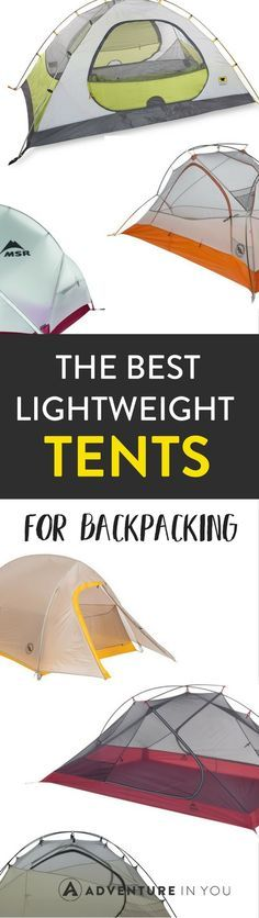 Tents   Looking for the best lightweight tents for backpacking? Here is an awesome comparison between some of the best lightweight tents out there.