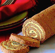 Рулет из печени и сыра - Холодные закуски . 1001 ЕДА вкусные рецепты с фото!