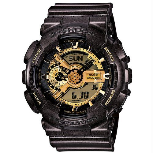 Casio G Shock GA-110BR-5AER Bronze Gold G-Shock Uhr Watch Montre Orologio ** See this great product.