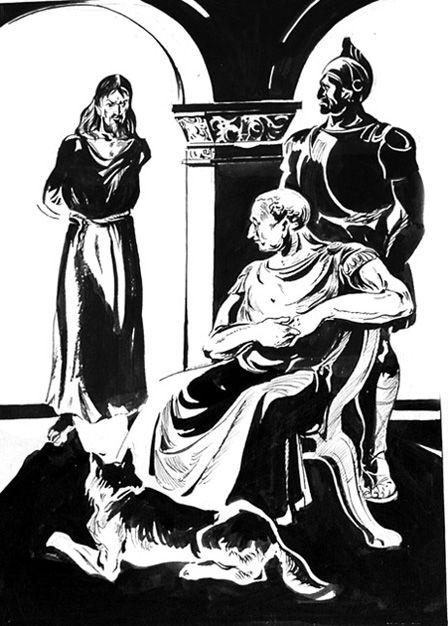 Иллюстрации к «Мастеру и Маргарите»: Графика Юрия Чистякова