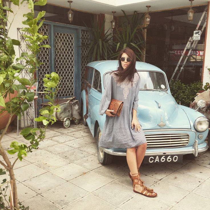 Blogger @andriasdose wears the Maggie dress! http://bit.ly/1bRNT1J #bohemian #bohostyle