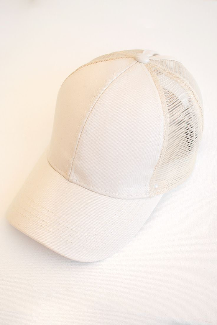 League Baseball Cap - Cotton