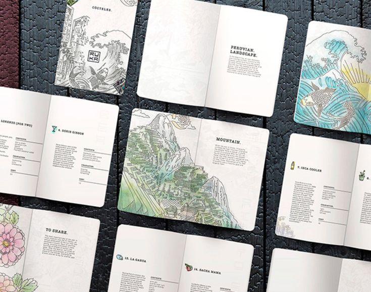 Dans le cadre de son partenariat avec Onlineprinters, étapes: partage une sélection de menus de restaurant. Journaux, carnets, éventails.... inspirés de...