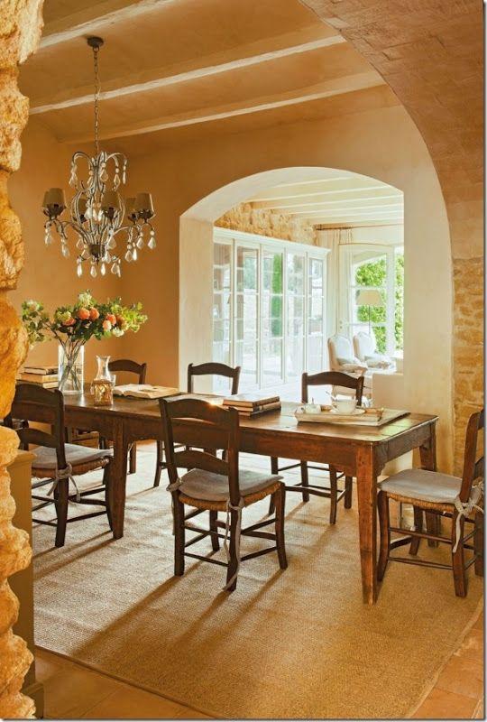 Oltre 25 fantastiche idee su stile per casali di campagna su pinterest - Casa stile country rustico ...