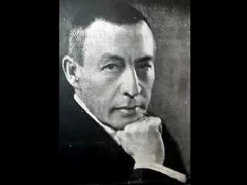 Rachmaninoff - Etude-tableau Op.39 No.2 in A minor