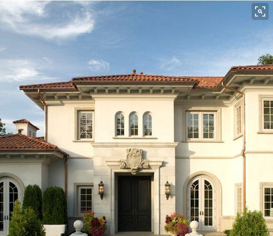 Classic Mediterranean Architecture: Best 81 Exterior Paint For Mediterranean Homes Ideas On