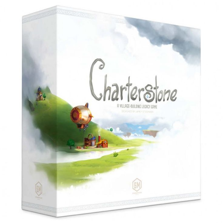 #ContestAlert!  Enter for a chance to WIN a copy of the new hot legacy game, Charterstone! Enter here:  http://swee.ps/FQBLgArQU  #BoardGame #Contest #WIN #FREE #BoardGameContest #StonemaierGames #Contests #Charterstone