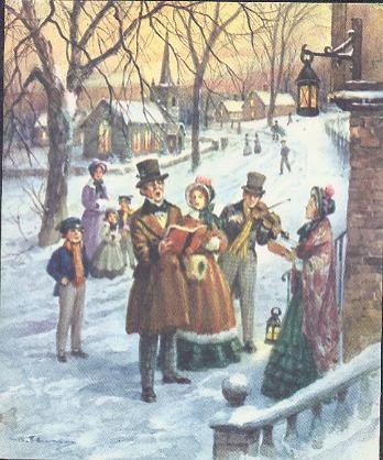 286 best Christmas Carolers!!! images on Pinterest | Caroler ...