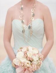 mint palette #weddings #gowns #bridesmaids