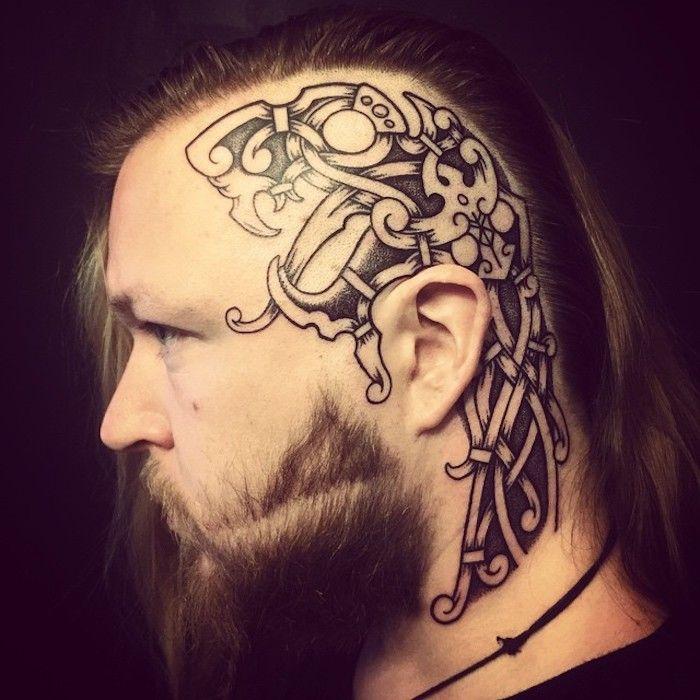 Wikinger Wikinger Tattoo Wikinger Tattoos