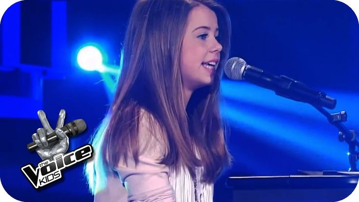Chiara - Almost Is Never Enough | The Voice Kids 2014 Germany | Blind Au...