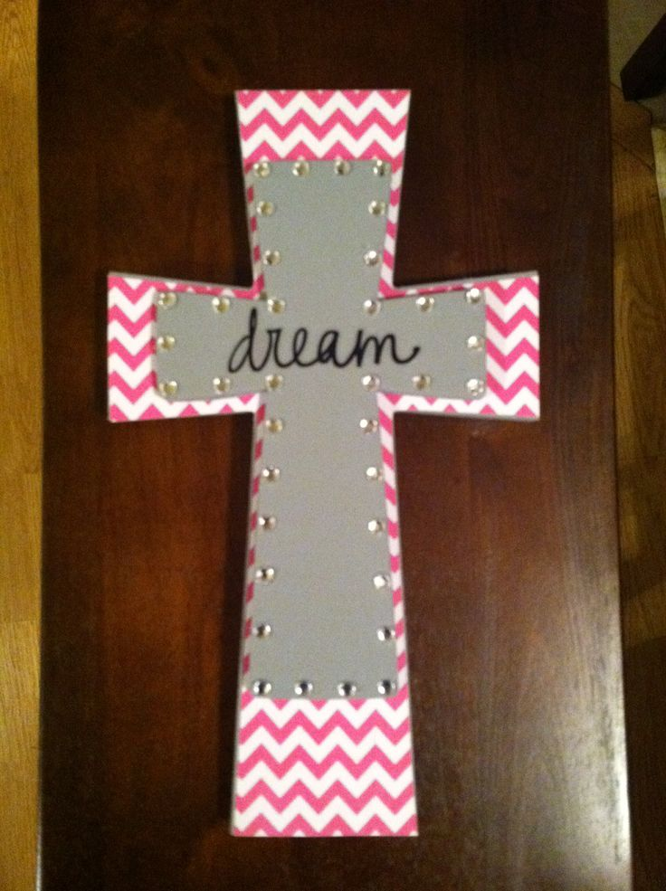 17 Best Images About Diy Crosses On Pinterest Painted