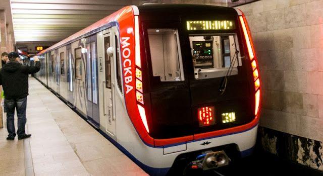 Транспортный блог Saroavto: Москва: В метро ожидается поставка 11-го поезда Мо...