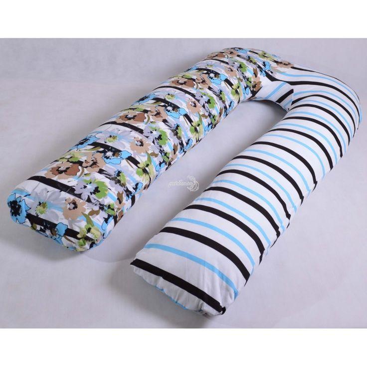 Подушка для всего тела, U-образная форма отлично подходит для сна