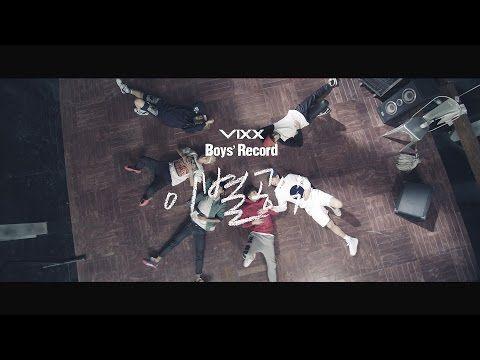 빅스(VIXX) - 이별공식 (Love Equation) Official Music Video - VIXX NEW SONG RELEASED NOW :D SO FREAKING HAPPY :D
