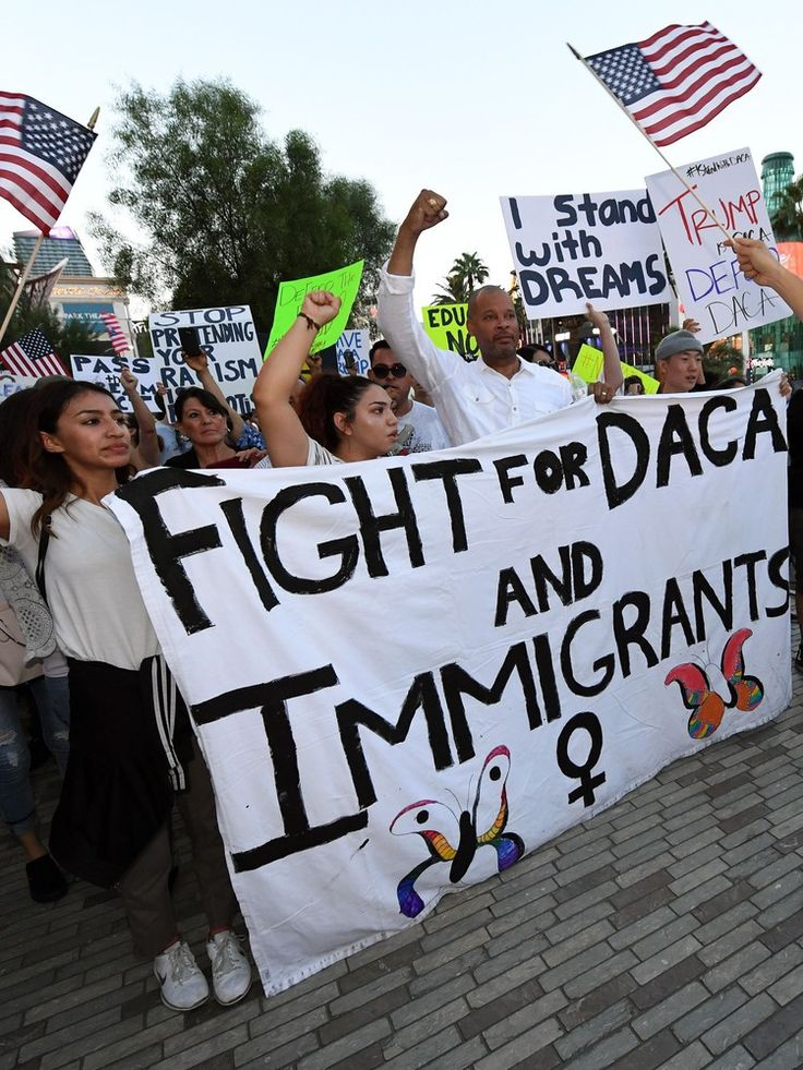 What the Supreme Court ruling means for DACA and almost 700,000 undocumented immigrants