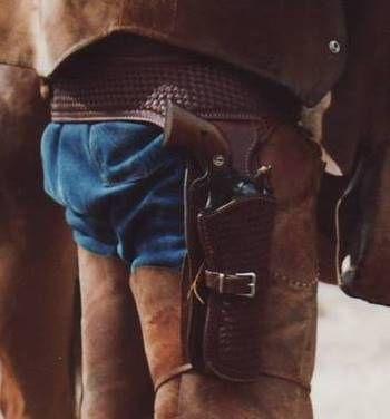 https://flic.kr/p/5HNwM2 | COWBOY GEAR | Cowboy gunleather