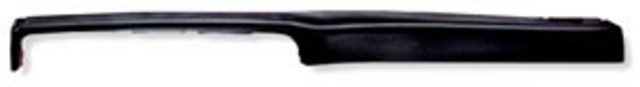 DASH PAD, 69-74 NOVA WITH OUT AIR CONDITIONING - BLACK  Camaro Parts/Chevelle Parts/El Camino Parts/Nova Parts/67-72 Chevrolet Truck Parts/Accessories/Automotive/Restoration/Used Parts/Consignment Muscle Cars/Rancho Cordova/916.638.3906