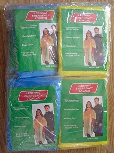 Leberna TM Disposable Poncho One Size Fit All with Attach... https://www.amazon.com/dp/B002P4ST3O/ref=cm_sw_r_pi_dp_x_GQ0iybMBPH560