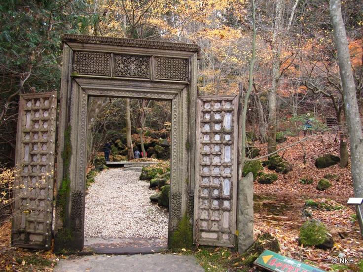 Magical place, Kawaguchi-cho Japan
