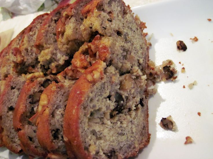 HEALTHY No Sugar Added Coconut Oil Banana Nut Bread PLUS How to Ripen Bananas in ONE HOUR! :)