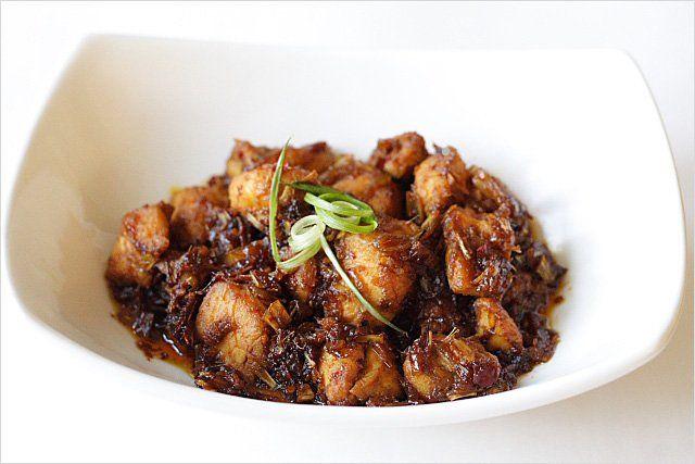 Vietnamese Lemongrass Chicken Recipe
